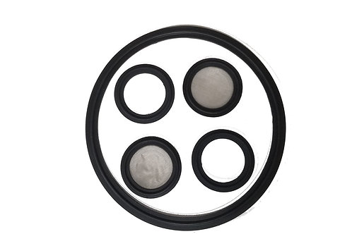 120g 1/4 lb Closed Loop Gasket Set
