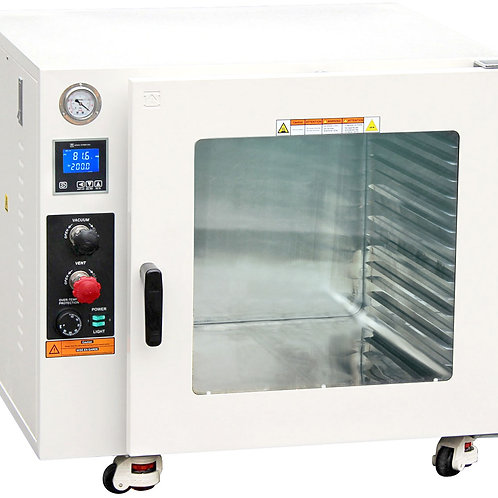 250C UL 14 Shelf Max 5 Cu Ft 5 Sided Heating Vacuum Oven