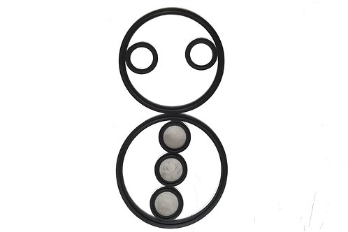 240 G 1/2 lb Closed Loop Gasket Set