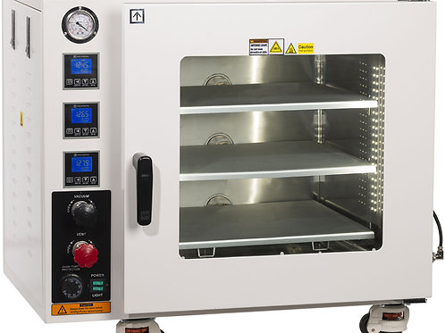 250C UL Certified 3.2 CF Vacuum Oven w/ 3 Shelves & SST Tubing