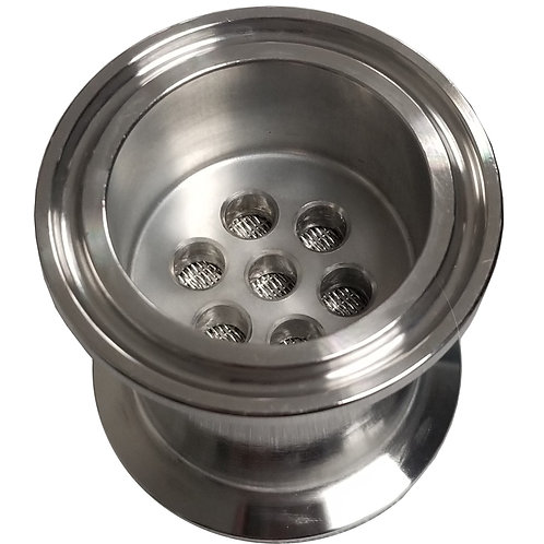 "1.5"" 5 Micron Sintered Mesh Filter Plate"