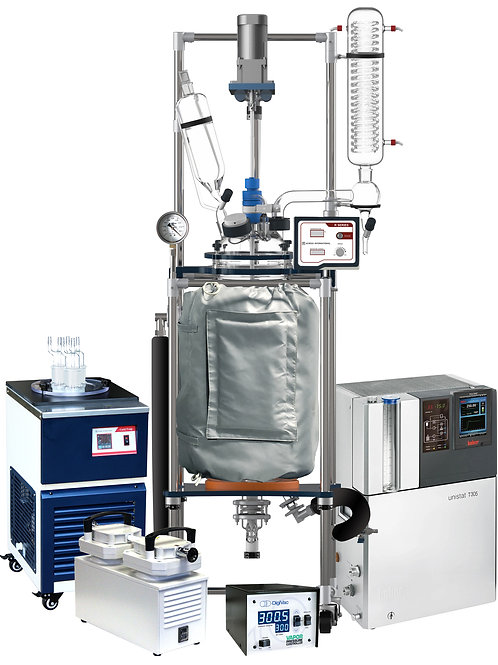 Ai 50L Glass Reactor Crystallization and Isolation Package