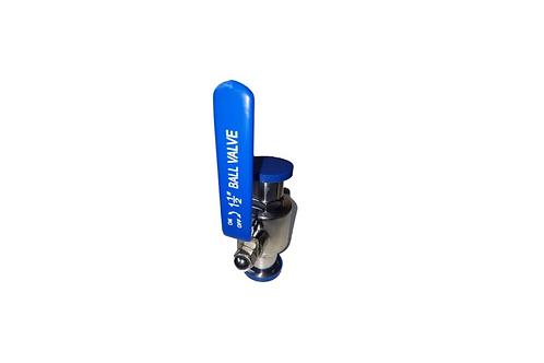 "1.5"" Tri clamp Sanitary Ball Valve"