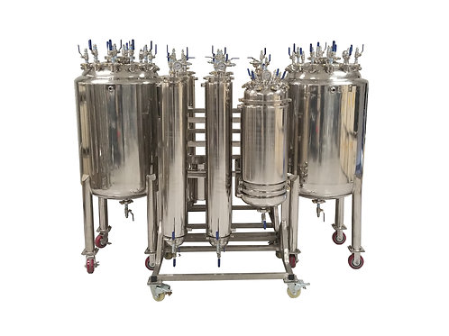 50LB Closed Loop Extraction System