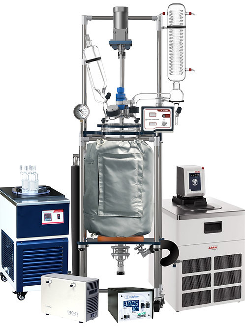 Ai 20L Glass Reactor Crystallization and Isolation Package