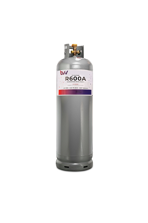 120LB DIPTUBE Tank High Purity USA ISO-BUTANE - 99.5%