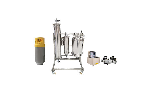 10LB Active Closed Loop Extraction Kit