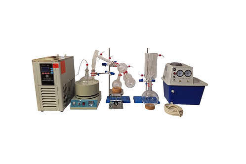 2L Short Path Distillation Complete Kit