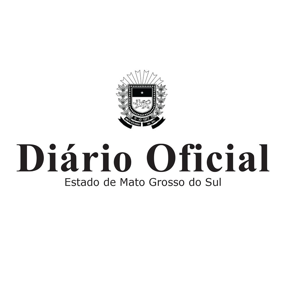 Diário Oficial de Mata Grosso do Sul