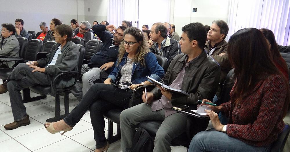 Reunião Fórum dos Servidores