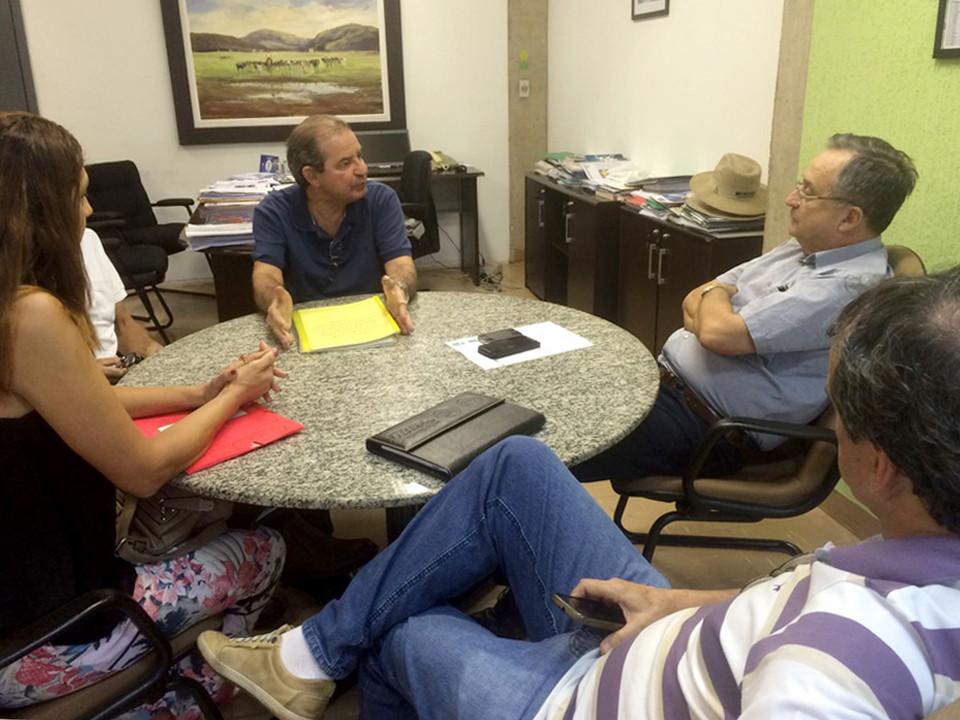 Reunião com Fernando Lamas - Sepaf