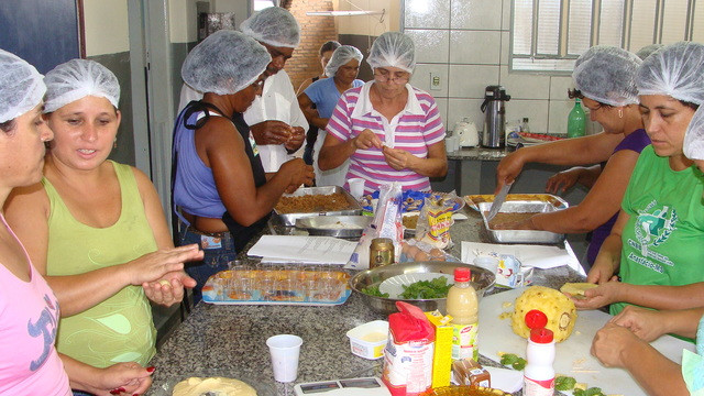 Mulheres do Assentamento São Manoel - Anastácio, MS