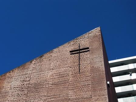 2007年に新会堂完成