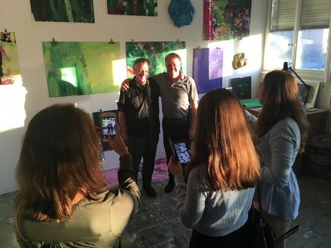 Atelierausstellung 2019