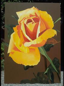 Öl auf Leinwand: 140 x 200 cm