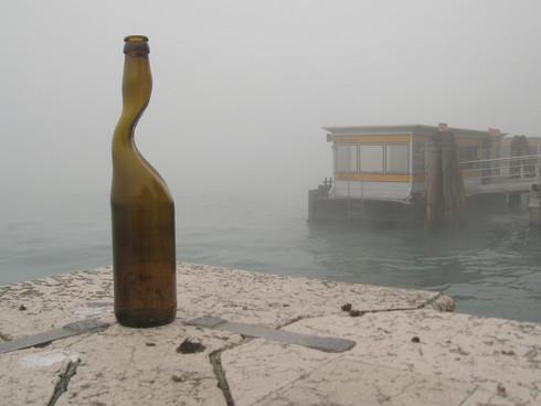 Modell in Venedig Biennale
