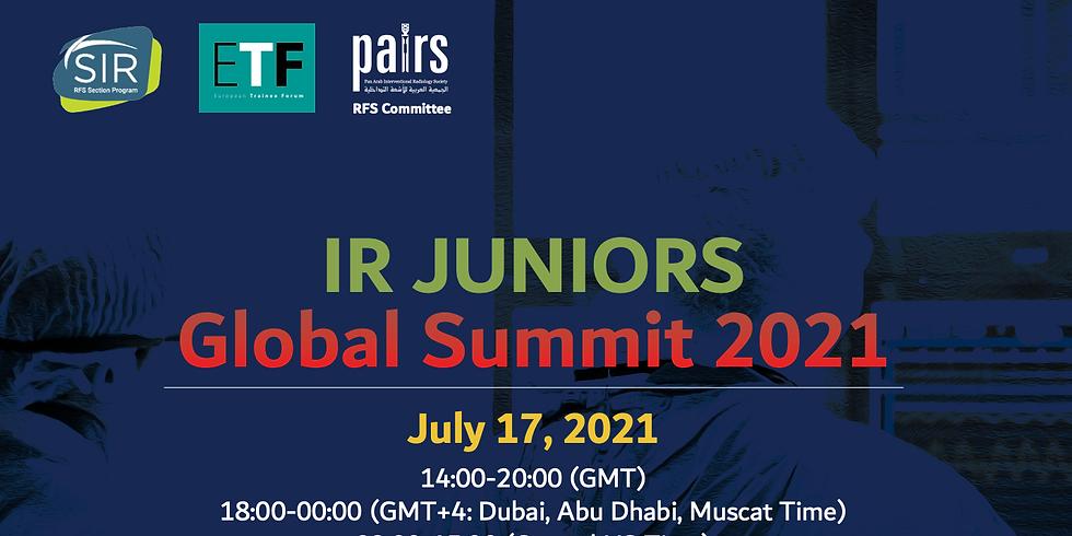 IR Juniors Global Summit