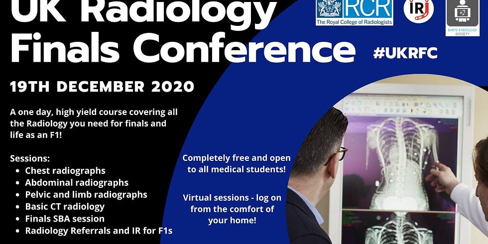 UK Radiology Finals Conference