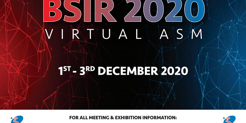 BSIR ASM 2020