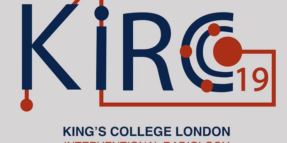 KIRCO - King's College Radiology Society Conference