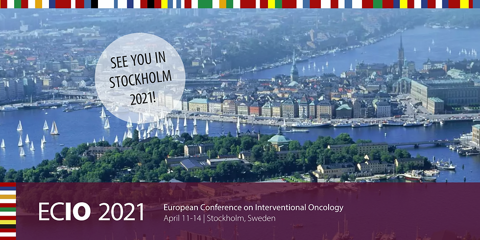 ECIO - European Conference on Interventional Oncology 2021