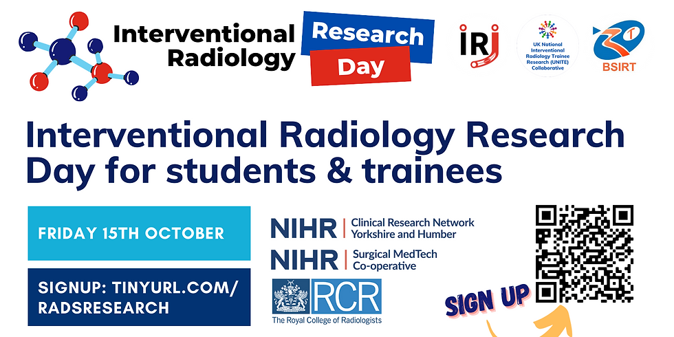 Interventional Radiology Research Day - BSIRT/IRJ