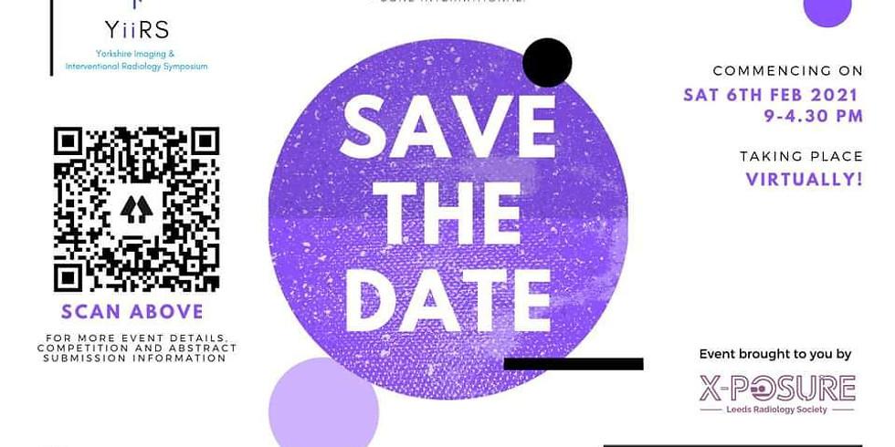 YiiRS 2021 - Yorkshire Imaging & Interventional Radiology Symposium