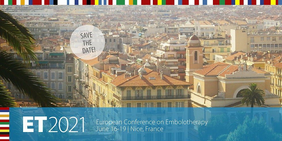 ET - European Conference on Embolotherapy 2021