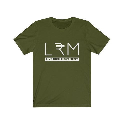 """LRM Logo"" - Unisex Tee"
