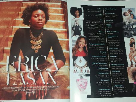 Genevieve Magazine