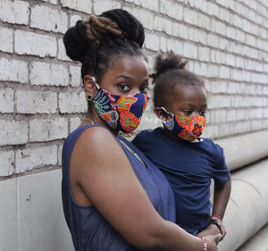 LRM | Flo and Greyon Flu Masks
