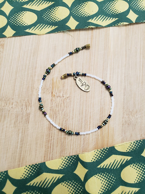 Fruits Of Summer - Coconut Anklet