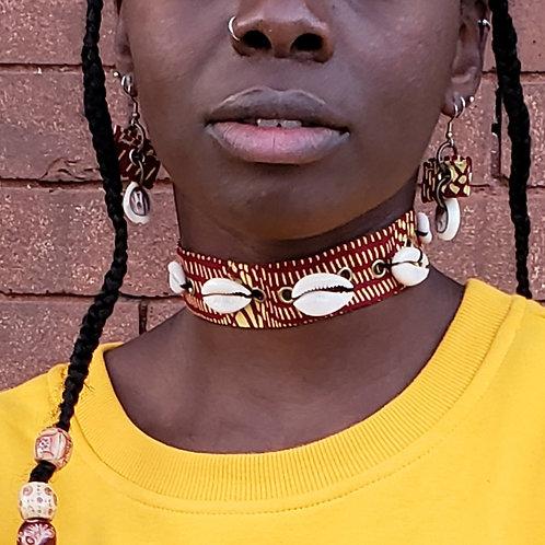 Owo Irin (Money Train) Necklace
