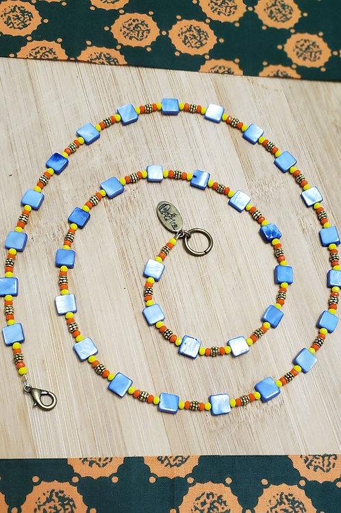 Sun and Water Waist Beads