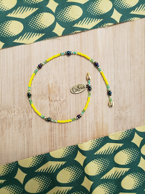 Fruits Of Summer - Pineapple Anklet