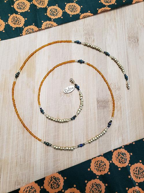 Fruits Of Summer - Melon Waist beads