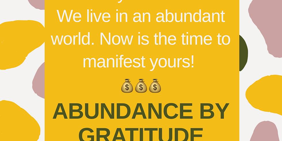 AbunDANCE by Gratitude Kickoff