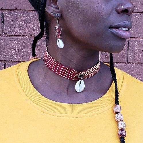 Owo Idorikodo (Hanging Money) Necklace