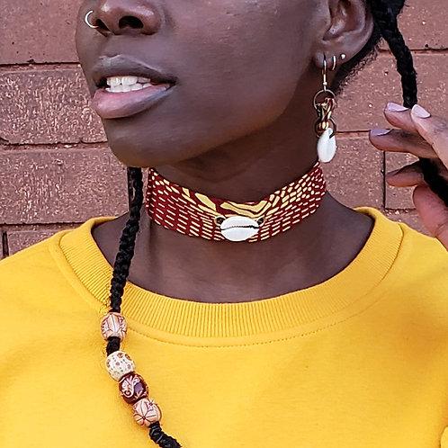 Owo Sisun (Sleeping Money) Necklace