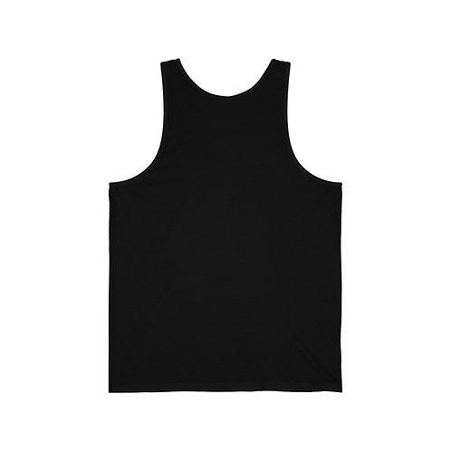 "Unisex ""RICH"" Jersey Tank (Black)"