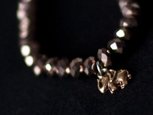 Elephany Charm Bracelet