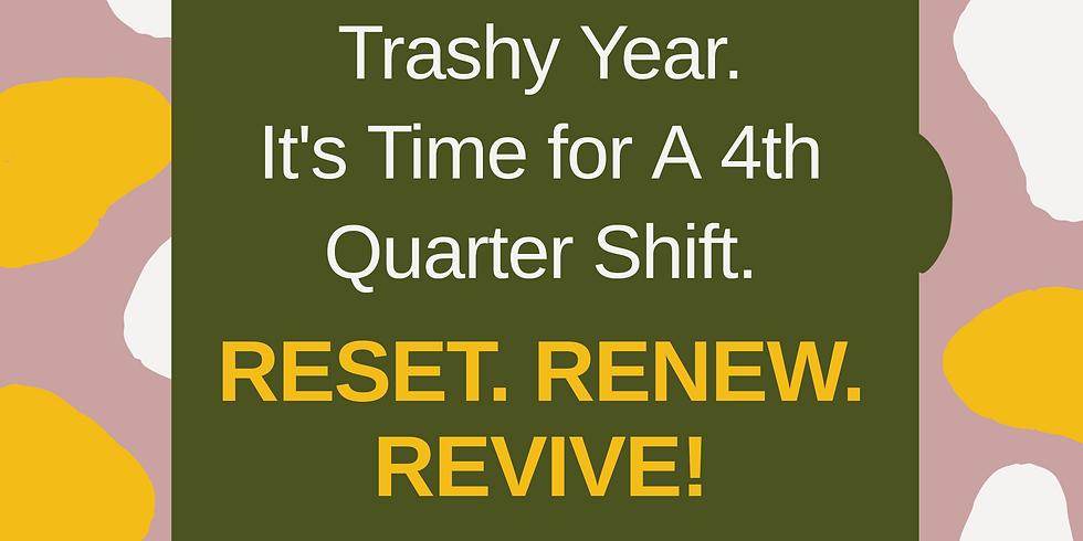 RENEW, RESET, REVIVE -Kickoff Call!