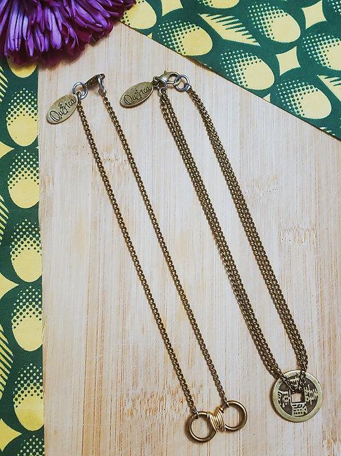 "Kids ""Infinity"" Necklace (12"")"