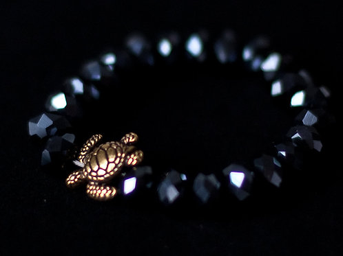 Turtle Charm Bracelet