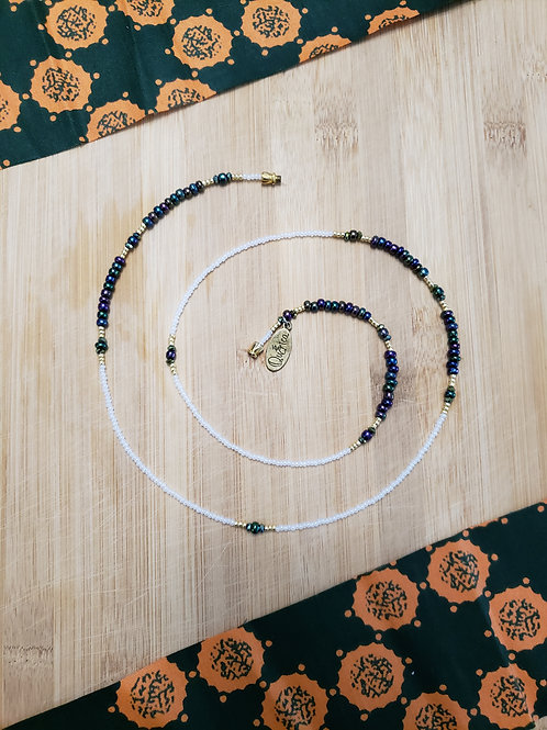 Fruits Of Summer - Coconut Waist beads