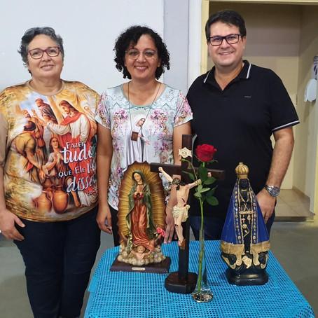 RCC Diocese de Primavera do Leste - Paranatinga: conheça a nova Presidente do Conselho Diocesano