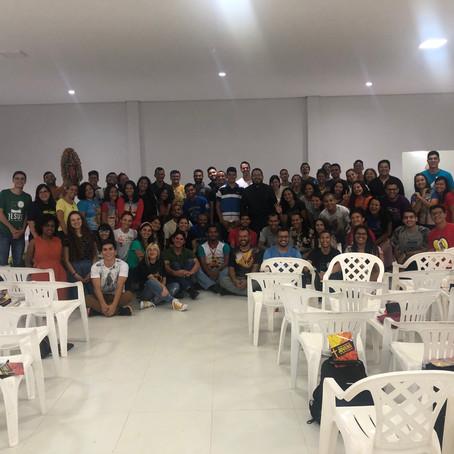 Ministério Jovem realiza Encontro Estadual de Lideranças Jovens!