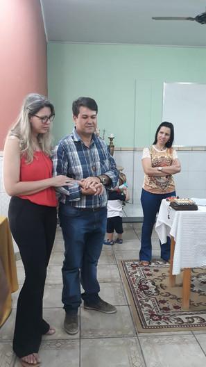 Edivaldo Bezerra é reeleito Coordenador Estadual da RCC MT