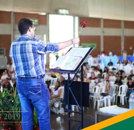 EEF 2019: UM PERENE PENTECOSTES