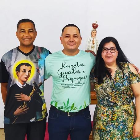 RCC Arquidiocese de Cuiabá: conheça o novo Presidente do Conselho Arquidiocesano